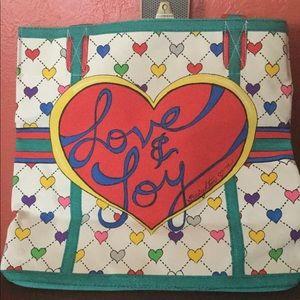 Brighton Love & Joy Tote